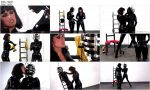 Headcage for Rubber Slave