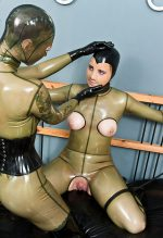Latex Dolls Play