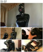 Lucys Torment in Latex