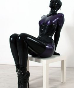 Purple Latex Perversion
