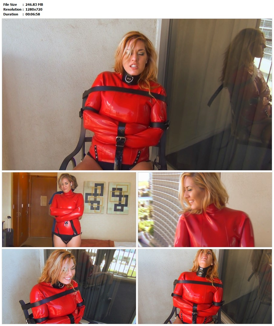Bdsm Straitjacket 75
