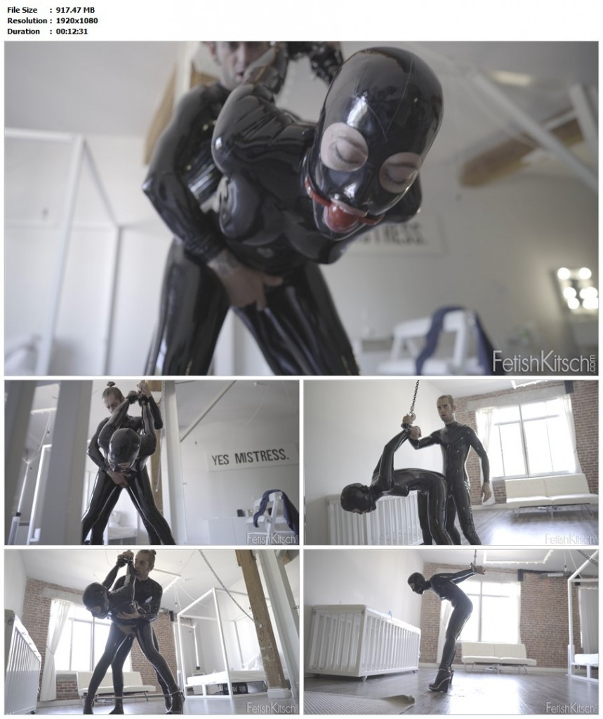 strapped-latex-girl
